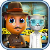Detective Game - Hidden Objects Adventure icon