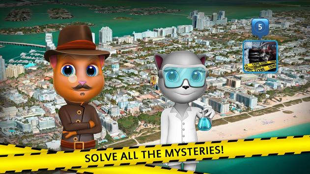 Detective Game - Hidden Objects Adventure poster