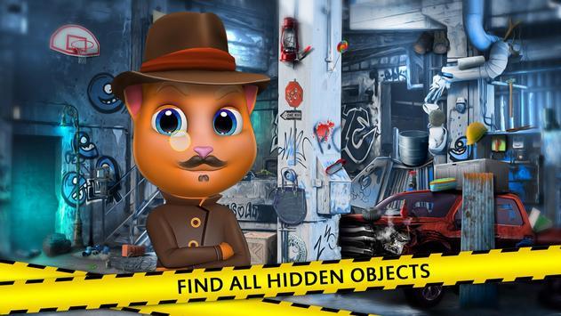 Detective Game - Hidden Objects Adventure screenshot 3