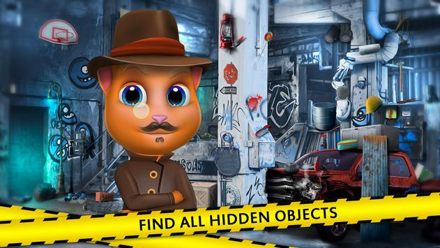 Detective Game - Hidden Objects Adventure screenshot 3