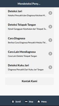 Deteksi Penyakit Dari Tangan screenshot 2