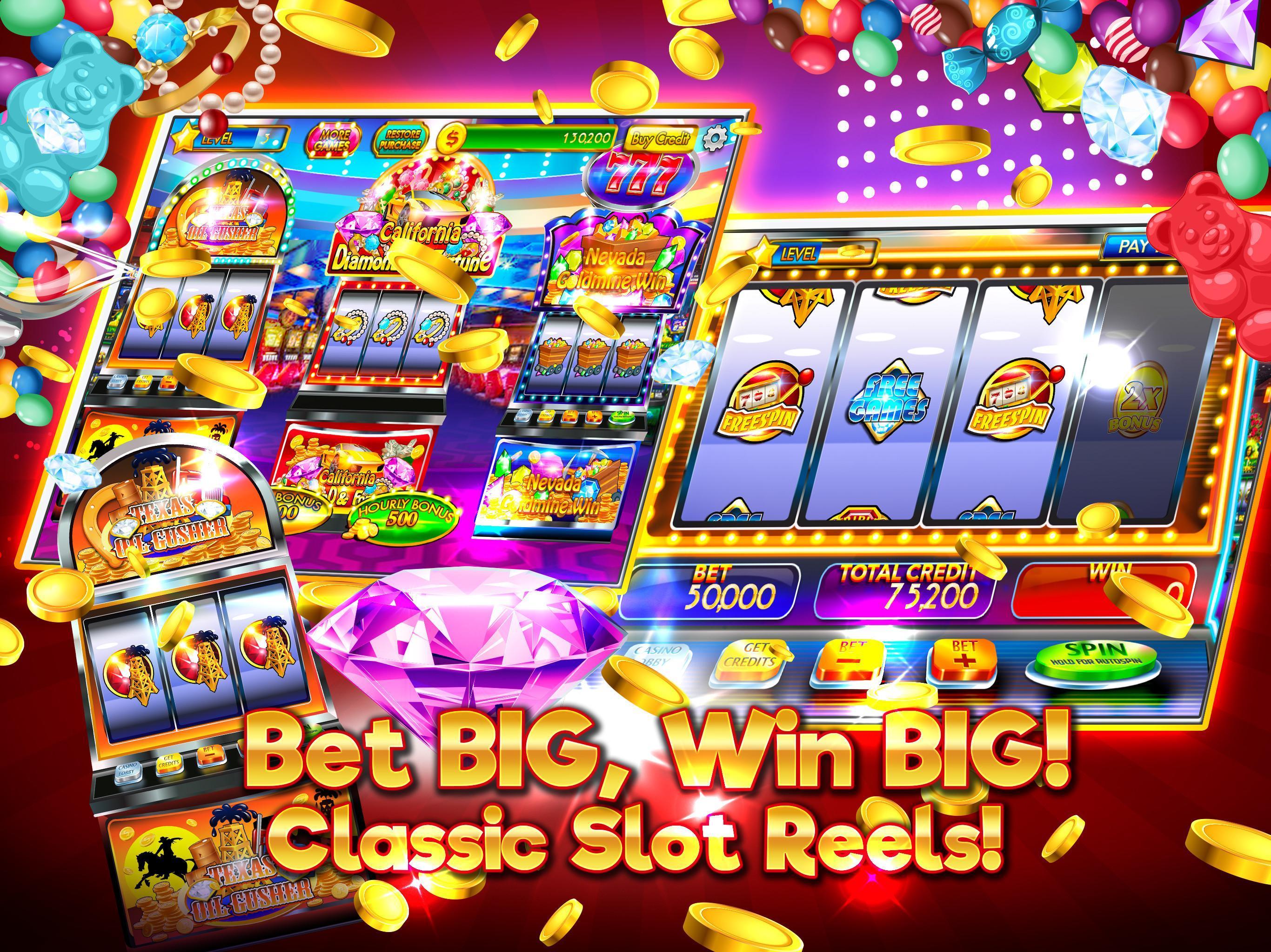 Candy Reels Slot Machine