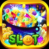 Halloween Candy Vegas Slots Mega Slot Machine FREE icon