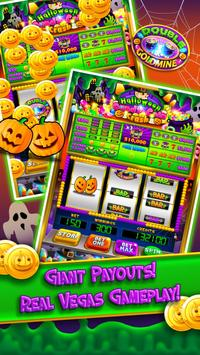 Halloween Candy Vegas Slots Mega Slot Machine FREE screenshot 10