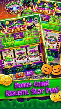Halloween Candy Vegas Slots Mega Slot Machine FREE screenshot 11