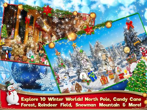 Hidden Object Christmas Celebration Holiday Puzzle screenshot 6