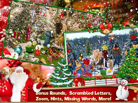 Hidden Object Christmas Celebration Holiday Puzzle screenshot 8