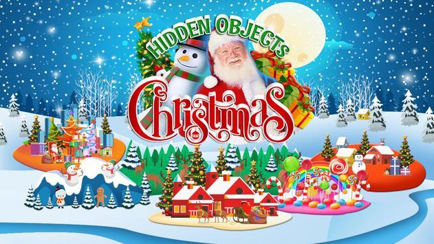 Hidden Object Christmas Celebration Holiday Puzzle screenshot 10