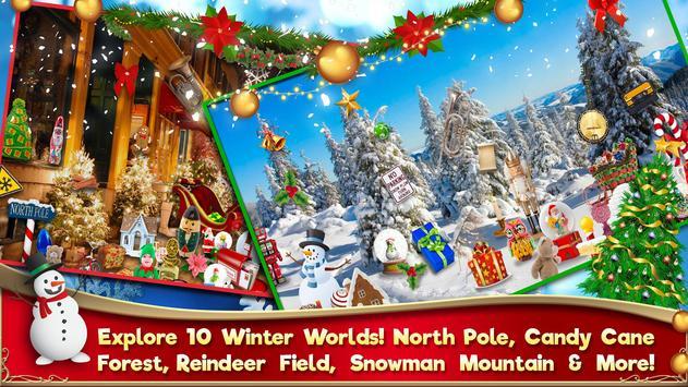 Hidden Object Christmas Celebration Holiday Puzzle screenshot 11