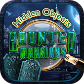 Hidden Object Haunted Mansion - Halloween Objects icon