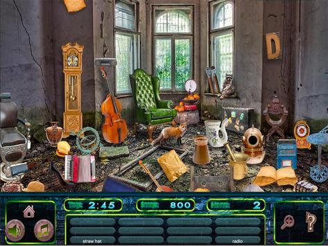 Hidden Object Haunted Mansion - Halloween Objects apk screenshot