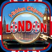Hidden Object London Adventure - Spot Objects Game icon
