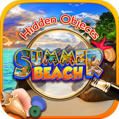 Hidden Objects Summer Beach - Hawaii Object Game icon