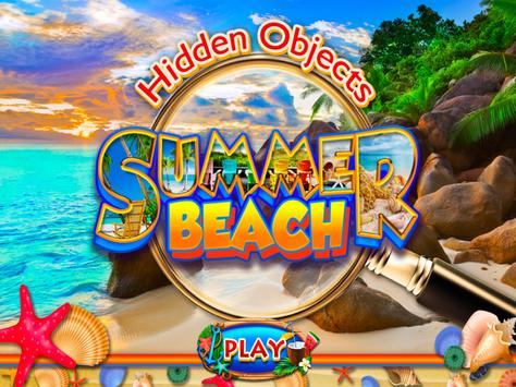 Hidden Objects Summer Beach - Hawaii Object Game screenshot 5