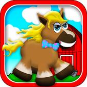 Pretty Pony Dress Up Salon - Fashion Salon Horse icon