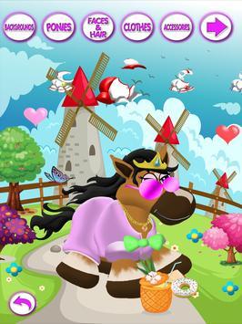 Pretty Pony Dress Up Salon - Fashion Salon Horse screenshot 10