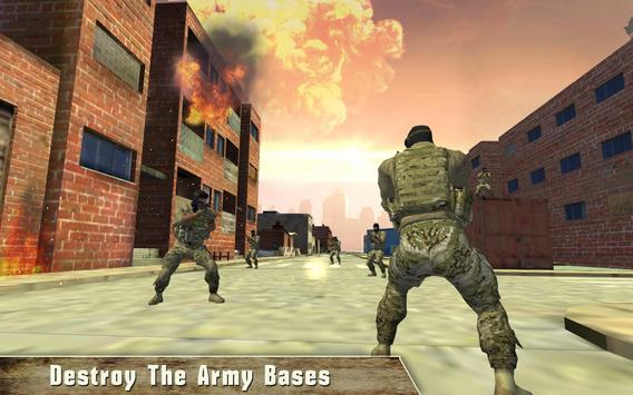 Elite Military Commando apk screenshot
