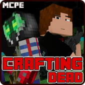 Crafting Dead Mod for Minecraft PE icon