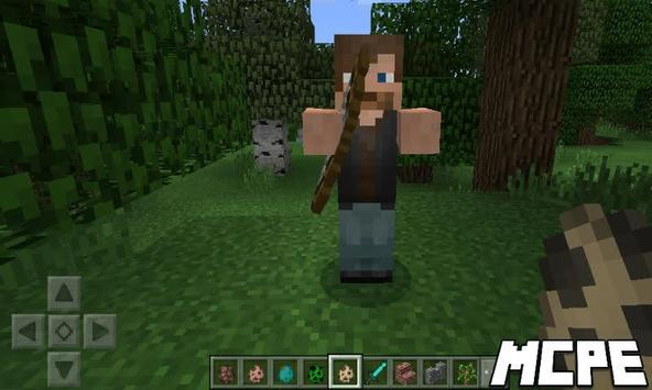 Crafting Dead Mod for Minecraft PE screenshot 2