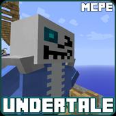 Undertale Mod for Minecraft PE icon