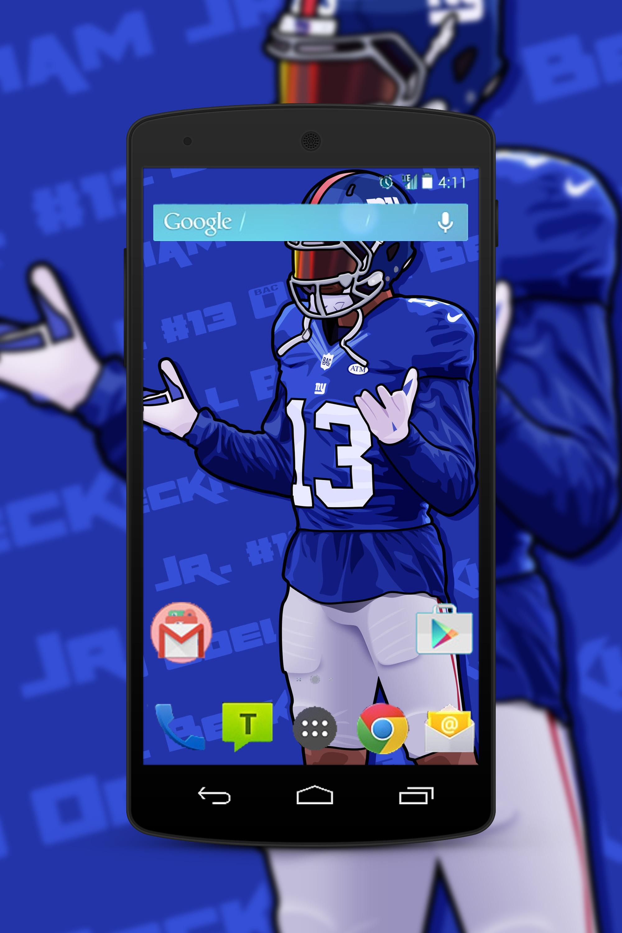 Odell Beckham Jr Wallpapers Hd For Android Apk Download