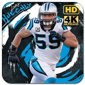 Luke Kuechly Wallpaper HD APK