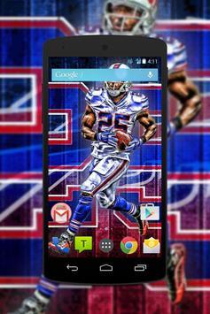 LeSean McCoy Wallpaper HD screenshot 4