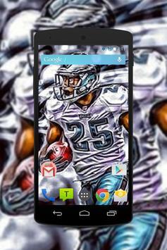 LeSean McCoy Wallpaper HD screenshot 3