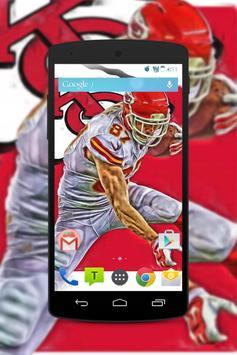 Travis Kelce Wallpaper screenshot 1