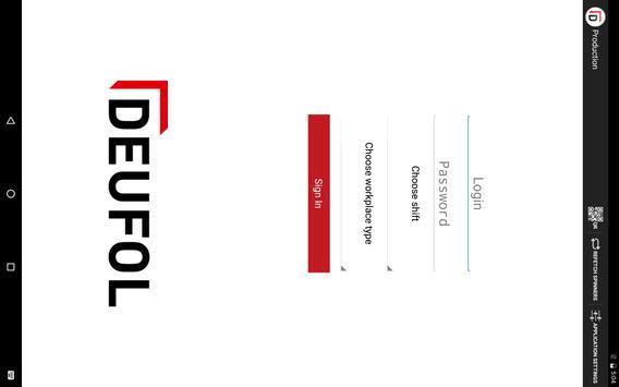 Deufol LOT Production poster