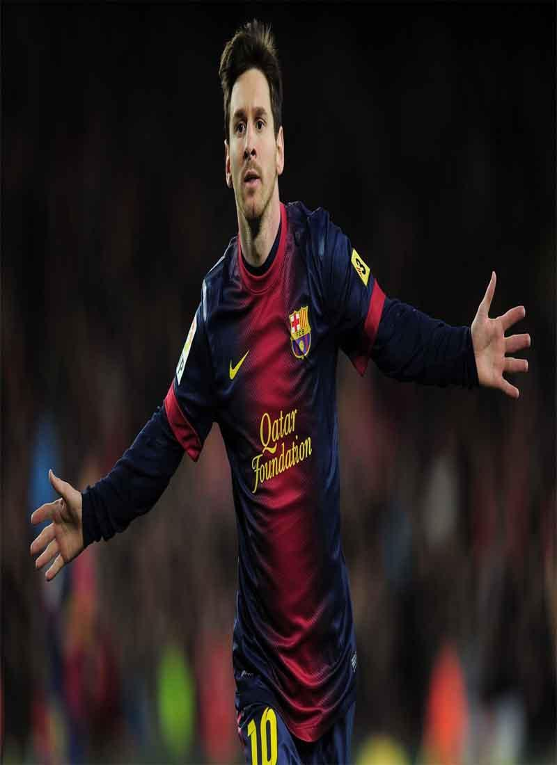 Lionel Messi Wallpaper poster