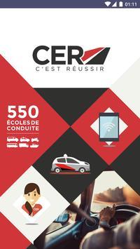 CER Bonne Route poster
