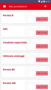 CER Pithiviers Conduite apk screenshot