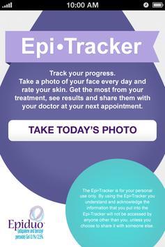 Epi-Tracker poster