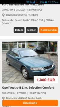 Gebrauchtwagen Deutschland screenshot 13