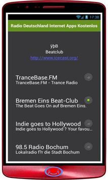 Radio Deutschland: Internet Radio Apps Kostenlos poster