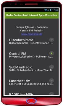 Radio Deutschland: Internet Radio Apps Kostenlos screenshot 1