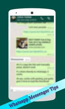 Latest Whatsapp Messenger Tips screenshot 2