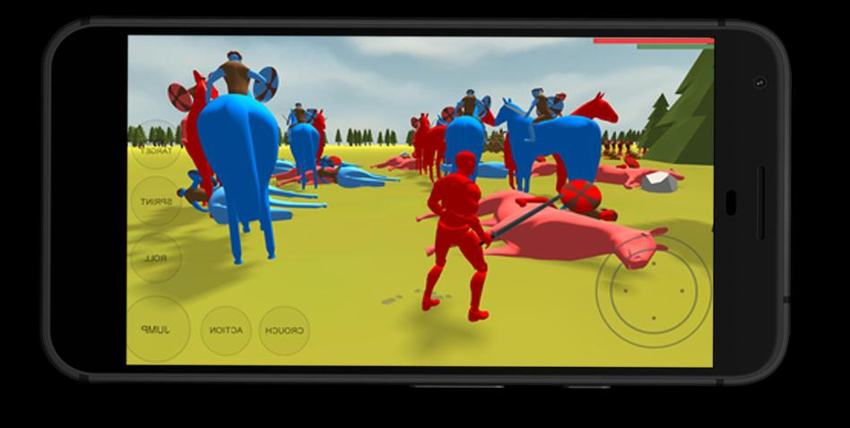 totally accurate battle simulator neon download