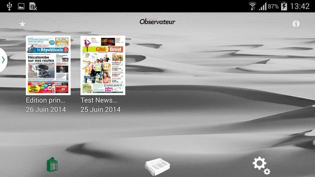 EDD App screenshot 1