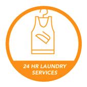 24hr Laundry icon