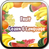 Learn Vocabulary Fruits icon