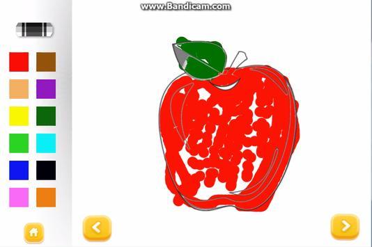 Learn Vocabulary Fruits screenshot 4