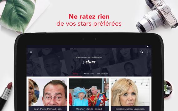 Voici - news people apk screenshot