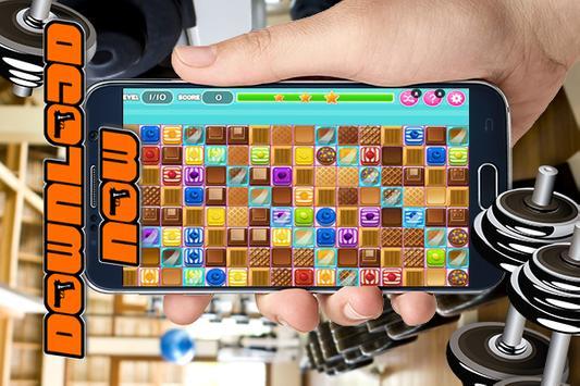 WAFER ONNET CHOCOLATE apk screenshot