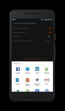 Mobile recharge card reader screenshot 4