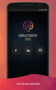 World Startup Expo ( WSE ) poster