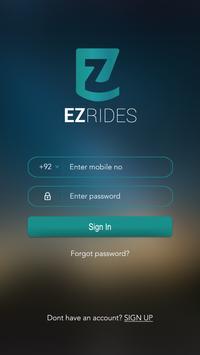 EZRide poster