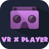 VR X Video Player icon