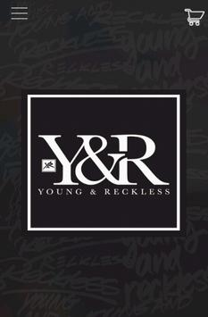 Young and Reckless poster